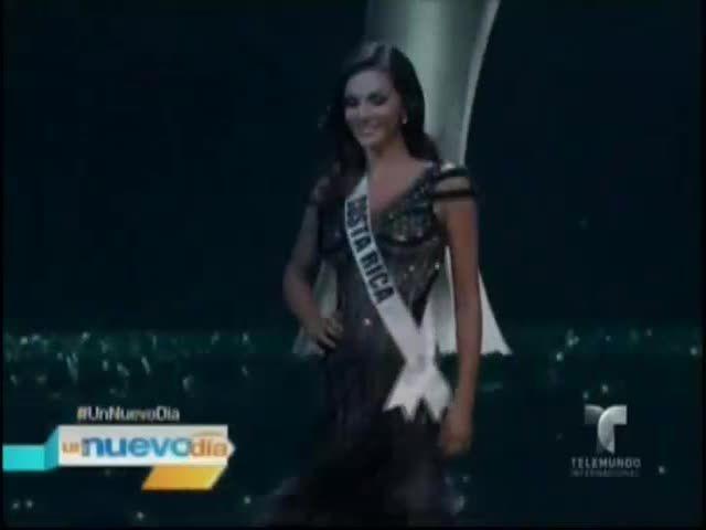 El Análisis De Los Vestidos De Las Candidatas A Miss Universo #Video