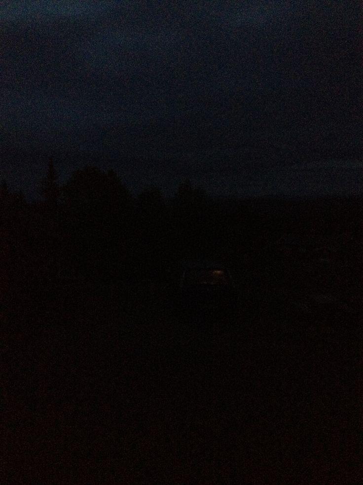 Di 10-6-2014 / Nordseter / 00.00 uur