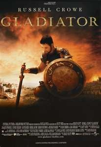 LOVE this movie! When Maximus takes off his helmet and turns to face the wicked Caesar, I have to stand up and quote his self-proclamation with him! :o)