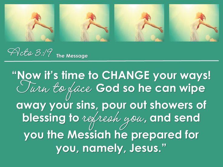 Flourishing Life 4 Acts 3:19