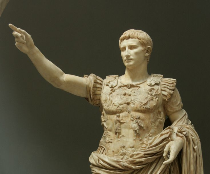 Caesar Augustus reigned as emperor of the Roman Empire during a time of relative peace and prosperity – The Pax Romana. Many beautiful buildings were erected during this time. Old traditions were b...
