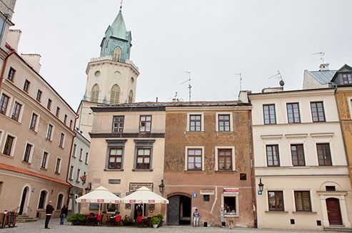 Lublin – a royal city on the eastern frontiers of Poland | Link to Poland