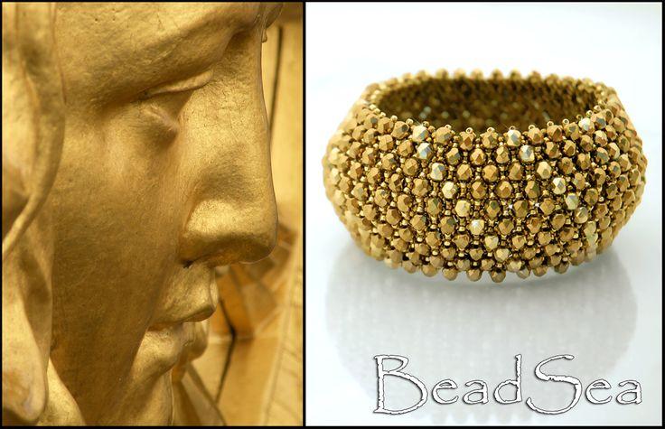 "Bracelet ""Zoe"" made by BeadSea."
