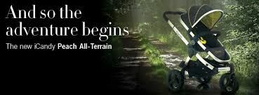 Icandy All Terrain  Pushchair - now instore!
