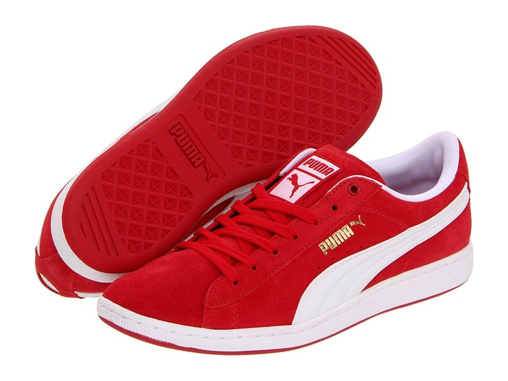 I need a new pair of Red Pumas, had a pair in HS