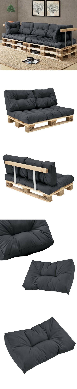 Où trouver des coussins pour meubles en palette ?