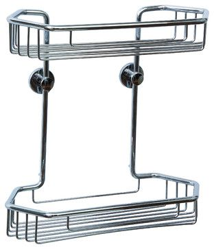no drilling required Shower Caddy - traditional - shower caddies - raleigh - Innovative Product Sales International