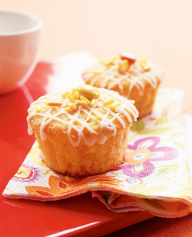 Appelsiinimuffinit | K-ruoka #sitrushedelmät