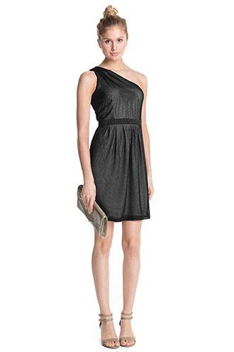 Esprit / Vestido estructurado de un solo hombro 80€ Espirit