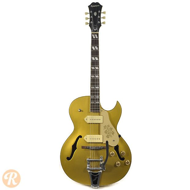Epiphone ES-295 Limited Edition Scotty Moore Gold 2005