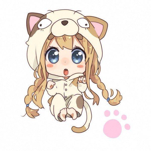 Chibi onesie