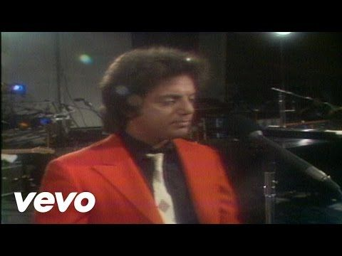 Billy Joel Still Rock and Roll to me