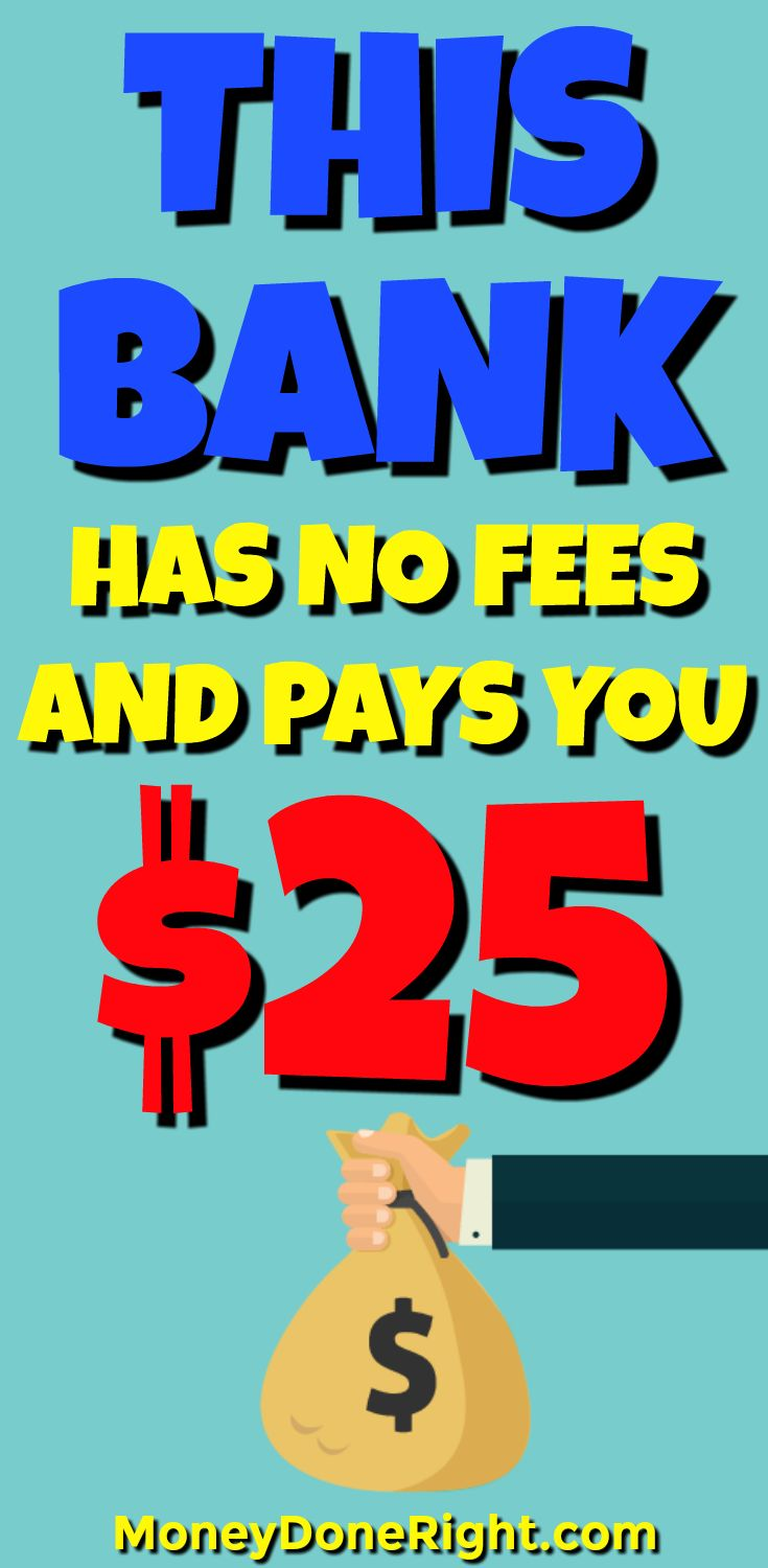 Yes, fee-free bank accounts still exist!  This bank has no minimum balances, and you can sign up online in just minutes!  And for a limited time, they will give you a $25 bonus when you open an account with at least $250 and make at least three debit card purchases.  Easy money!