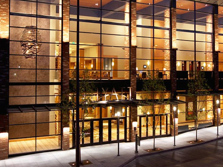 5. Seattle, WA Hotel: Hayatt Regency Bellevue on Seattles's.