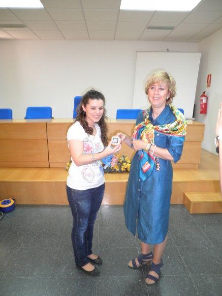 Teresa Mateos Fernández (Biblioteca Central de Cáceres) es la responsable de la Subdirección de Servicios y Recursos de la biblioteca Universitaria. #bibliotecarios #UEx