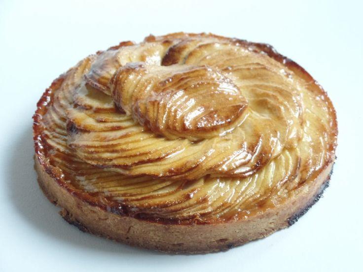 Recette tarte aux pommes - Olivia Pâtisse