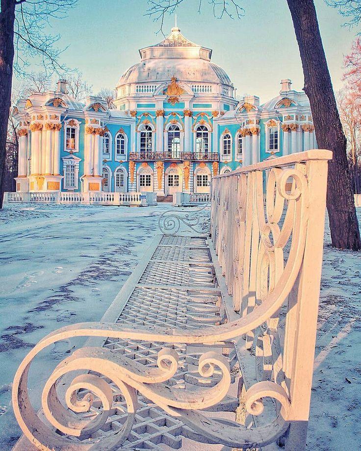 красивое место для фото зимой в спб ориентироваться