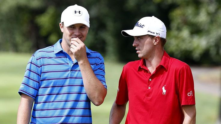 Jordan Spieth Justin Thomas Banter About Head Shave Bet