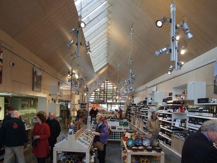 WINE STORES! Adnams Cellar & Kitchen Store, Southwold   UK wine