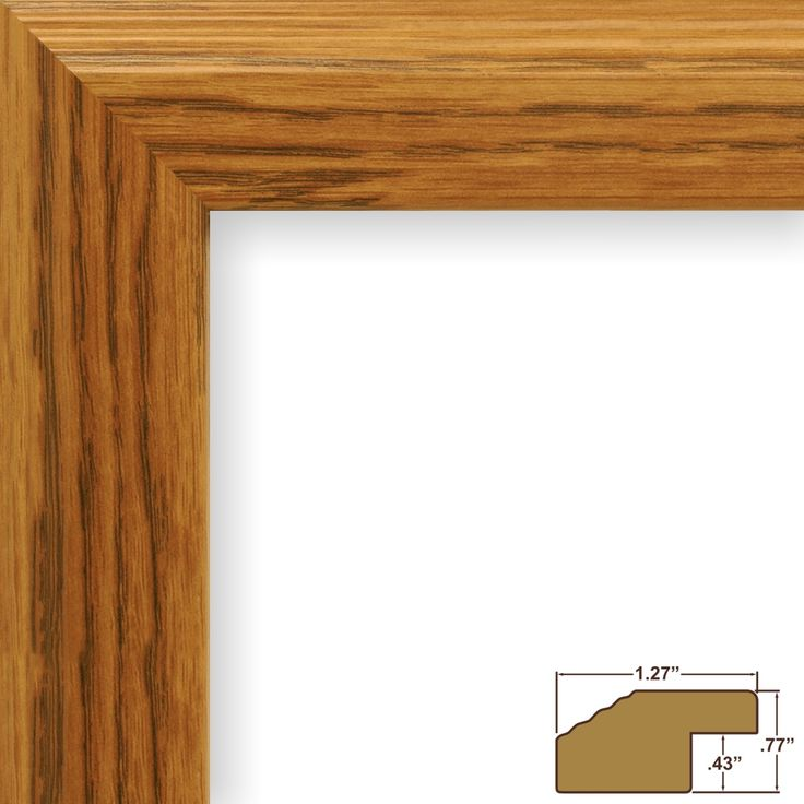 craig frames inc mossehaus contemporary picture frame fw4 brazilian walnut