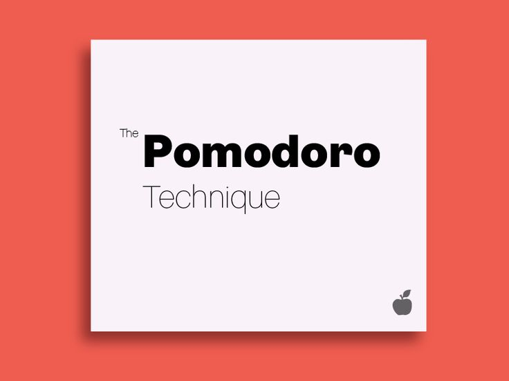 Penjelasan Teknik Pomodoro Pomodoro Technique Teknik Pengikut Nama
