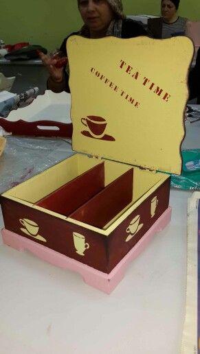 Çay kutusu