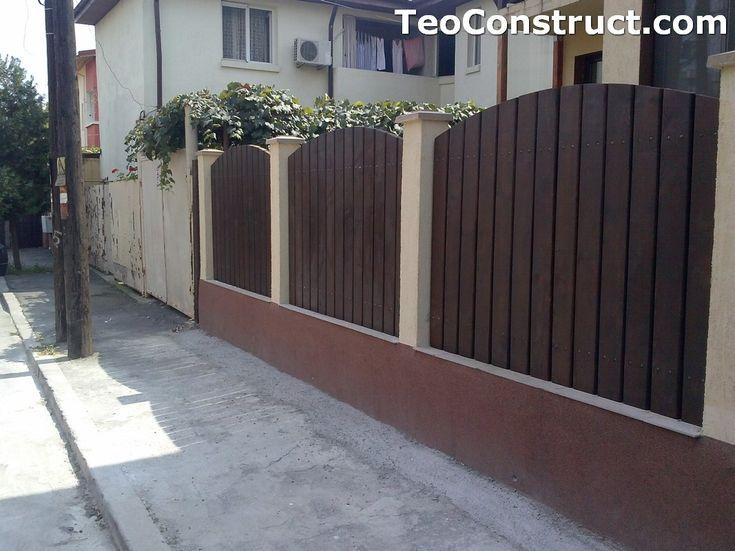 Garduri din lemn Oradea 10