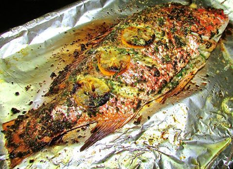 recipe: how to grill red snapper fillets on gas grill [32]