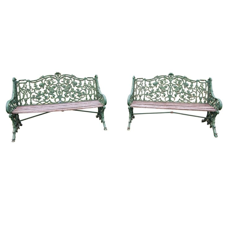 Find This Pin And More On Iron Outdoor Furniture