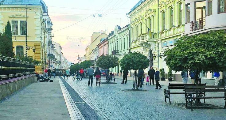 Тут каву люблять більше, ніж у Львові. Журналіст «ВЗ» прогулялася затишними вулицями Чернівців. #WZ #Львів #Lviv #Новини #Життя  #Чернівці