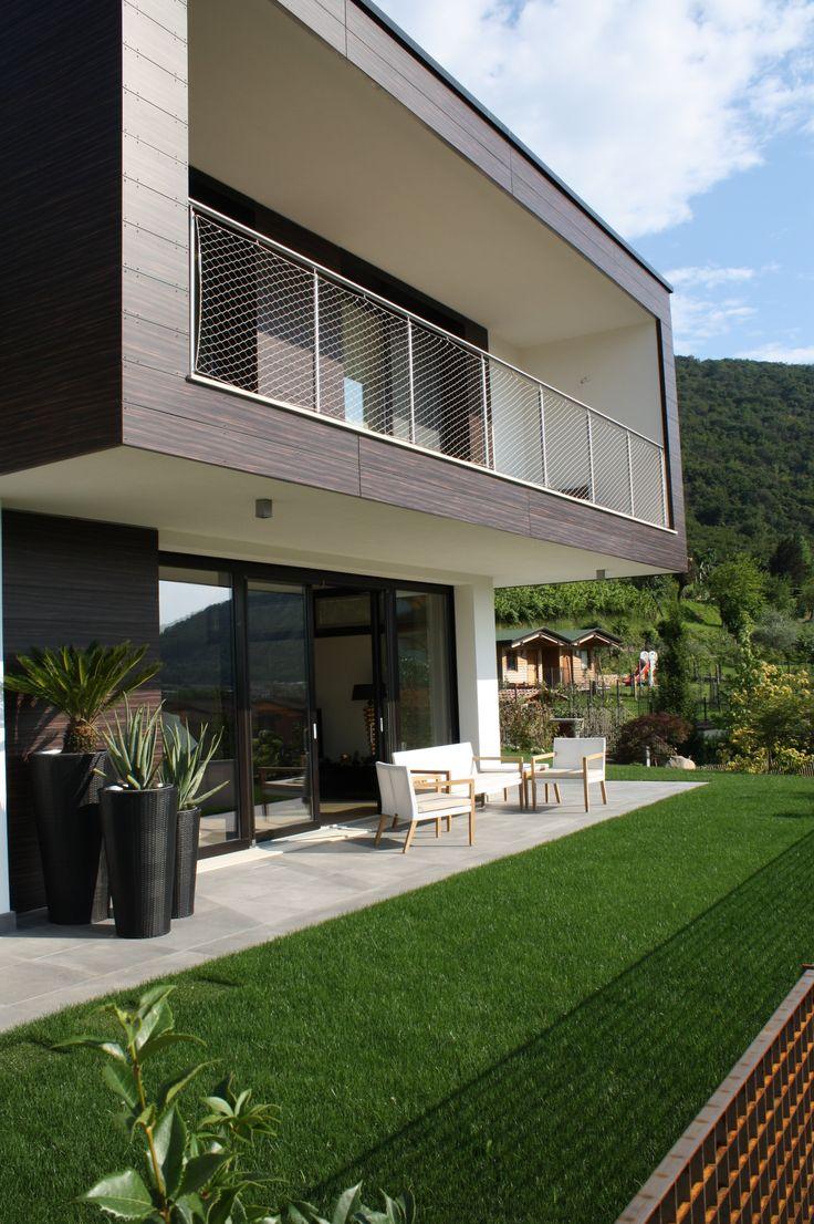Progetti giardino per villette cool affordable progetti - Progetti giardino per villette ...