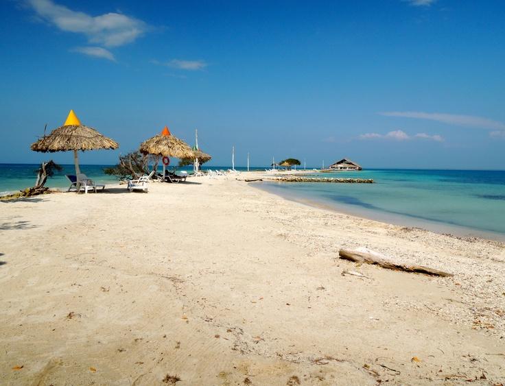 #Colombia - Isla Palma   Costa Caribe - Caribbean Coast