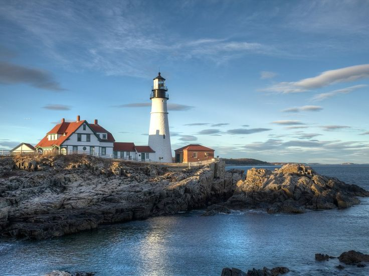 From streets filled with Victorian-era homes to classic rocky coastlines, the scenery of Portland is truly unparalleled—and you can't visit without stopping by the Portland Head Light (pictured), which affords some of the best ocean views around. The town also entices you to extend your stay with accommodations like the buzzy Press Hotel, which is housed in the former Portland Press Herald building. Let's not ignore the fact, either, that Portland's ratio of restaurants to people is insane…
