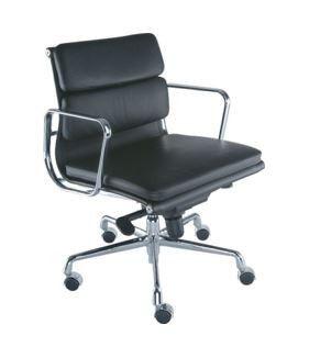 Soft Pad Medium Back Chair