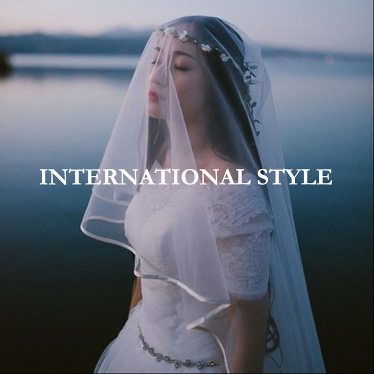 Find More Bridal Veils Information about Real photos Satin Edge Wedding Bridal Veils White Ivory Champagne Bride Veil Fast Shipping In STock Veil,High Quality bridal veil,China wedding bridal veil Suppliers, Cheap bride veil from Tanya Bridal Store on Aliexpress.com