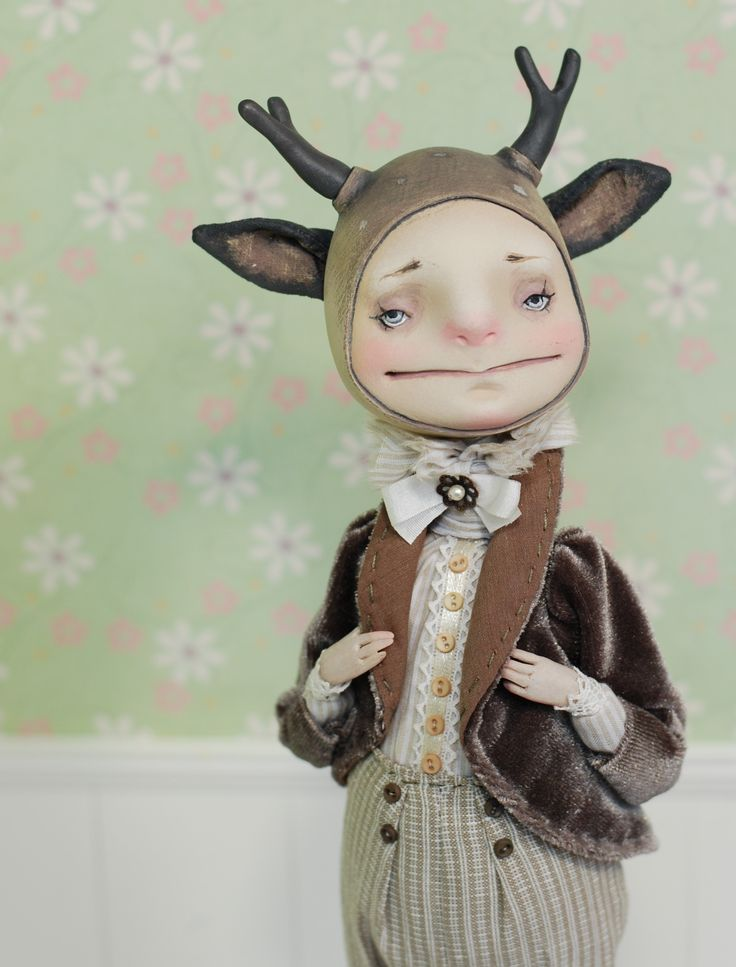 Kostek - Doll made by Irina Goriunova, 300$ + shipping