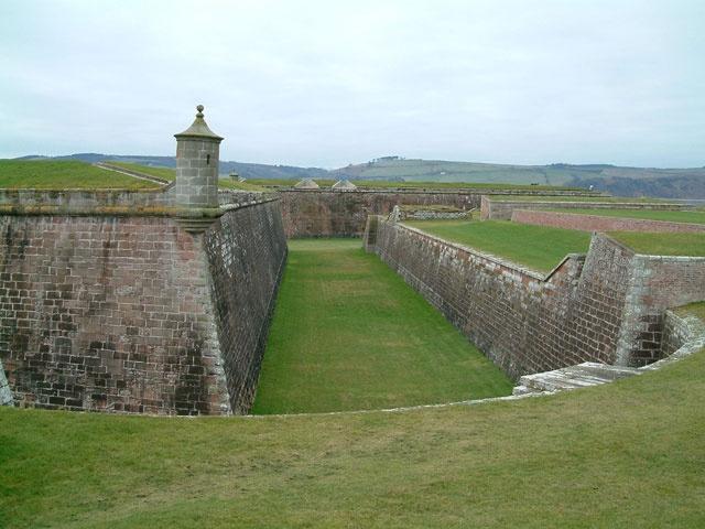 Fort George, Scotland   - took the kids  in 07'... Fun times