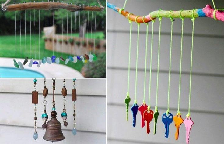 20 carillons de porte pour un extérieur harmonieux - Des idées