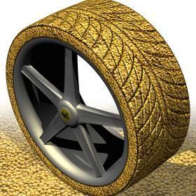 Leer más sobre Neumáticos a base de aceite de soja en Otras