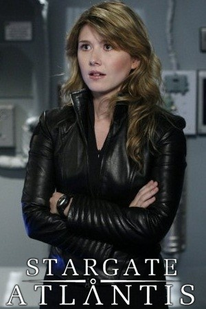 SGA Characters-wow how can I not remember HER? I need to go through season 5 again