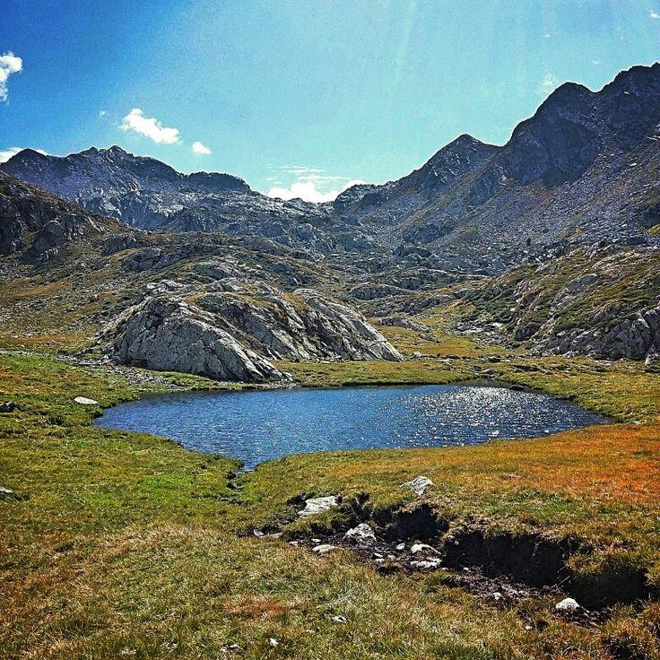 Mountain lake #mountain #lake #italy #valsesia #landscape