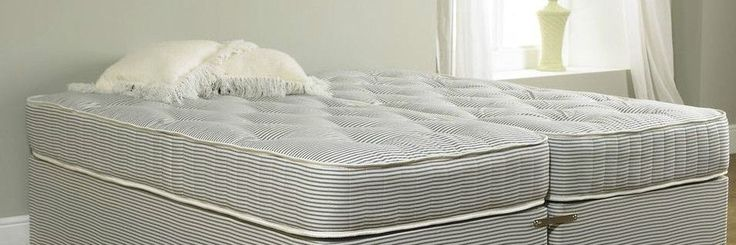 Premiere Contract 6ft Super King Size Zip and Link Mattress