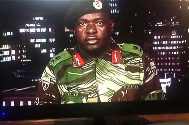 Zimbabwe's new president named his first cabinet Thursday appointing two senior military officers to key portfolios and dropping close allies of Robert Mugabe who resigned after the armed forces took control of the country.  President Emmerson Mnangagwa appointed as foreign affairs minister Sibusiso Moyo the army major general who went on state television announcng the military's take-over a dramatic powergrab which culminated in Mugabe stepping down a week later.  The long-serving airforce…