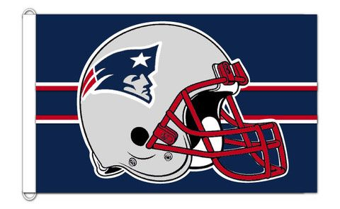 New England Patriots 3'x5' Flag | #NewEngland #Massachusetts #Boston #Patriots #TomBrady #NewEnglandPatriots #Memorabilia #Sports #Merchandise #Football #NFL | Order Today At www.sportsnutemporium For Only $26.75