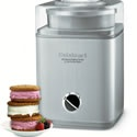 Cuisinart Ice Cream, Yoghurt & Sorbet Maker (I really want this so I can make homemade Chai Tea ice cream!)