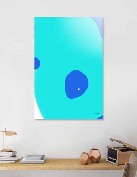 Discover «room832», Limited Edition Aluminum Print by Nonita Papadopoulou - From $65 - Curioos