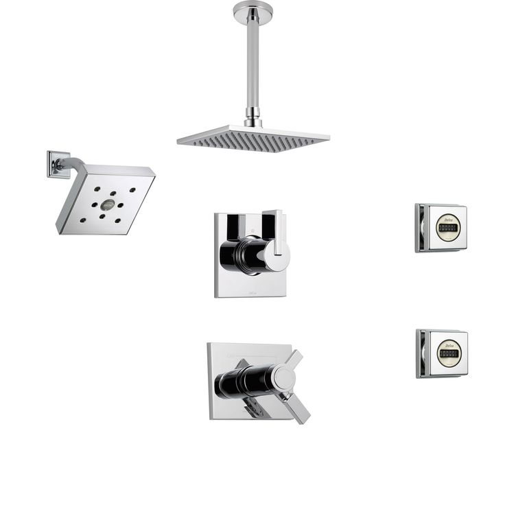 Best 25+ Showerheads And Body Sprays Ideas On Pinterest | Awesome Showers,  Master Of None Review And Transitional Bidets