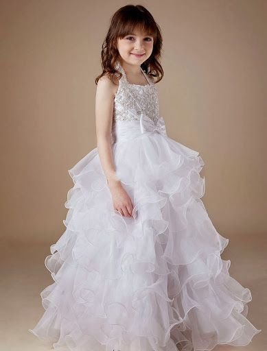 17 Best Ideas About Wedding Dresses For Kids On Pinterest