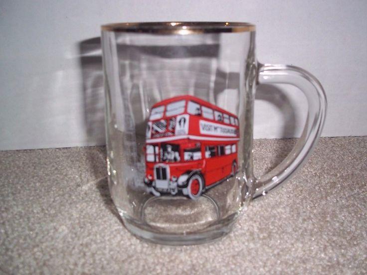 Madame Tussauds Wax Museum London Big Ben Coffee Mug Double Made In France