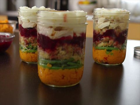 Thanksgiving in a Jar from CookingChannelTV.com